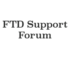 FTD Support Forum