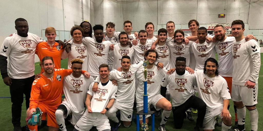 Cincinnati Swerve 2 named PASL National Champions