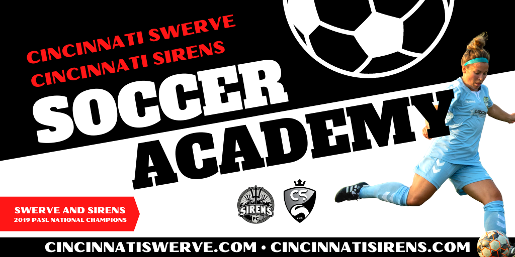 Swerve and Sirens launch new Soccer Academy