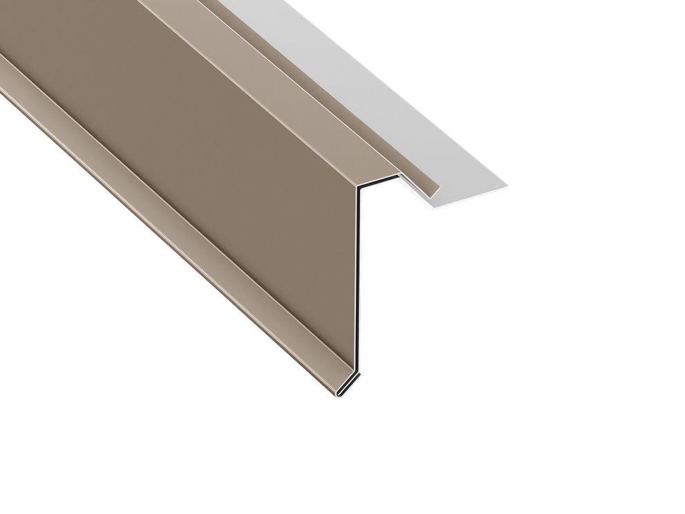 edgelock perimeter edge flashing