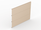 Flush Reveal Wall Facade Panel