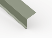Drip Edge Flashing for steep slope roofs