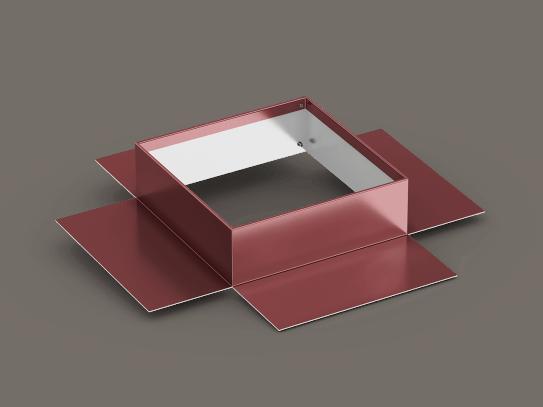 Low Slope Metal Accessories