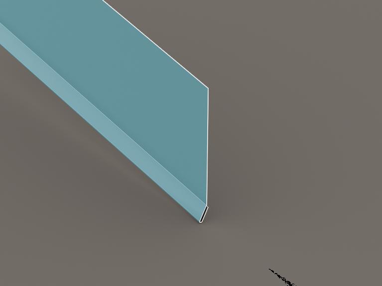 low slope roof slip flashing