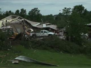 Storm Damage - St Louis Tornado
