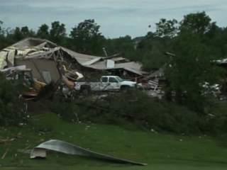 Storm Damage - St Louis Tornado