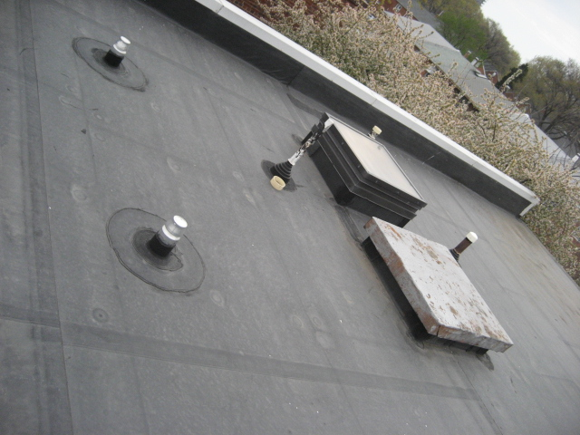 Flat Roofing System St. Louis
