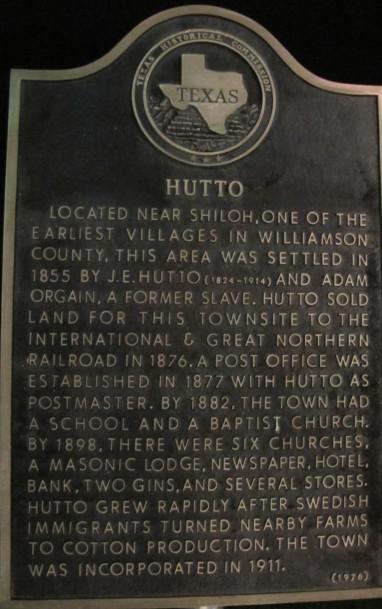 Hutto texas