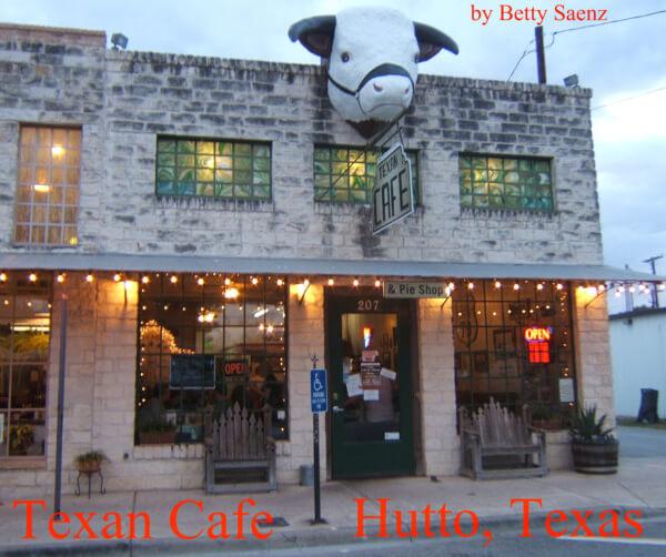 Texan cafe hutto tx