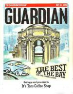 Tim Redmond Sacked from Bay Guardian After 30 Years