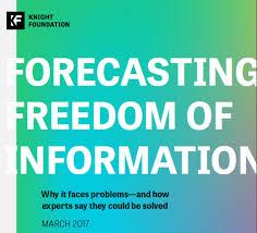 Forecasting Freedom Of Information