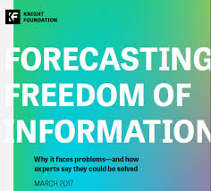 Forecasting Freedom Of Information