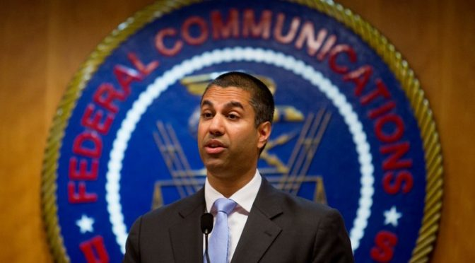 IBT: Ajit Pai: FCC Voting To Remove Media Ownership Rules