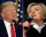 Presidential Debate Schedule  Trump vs Clinton