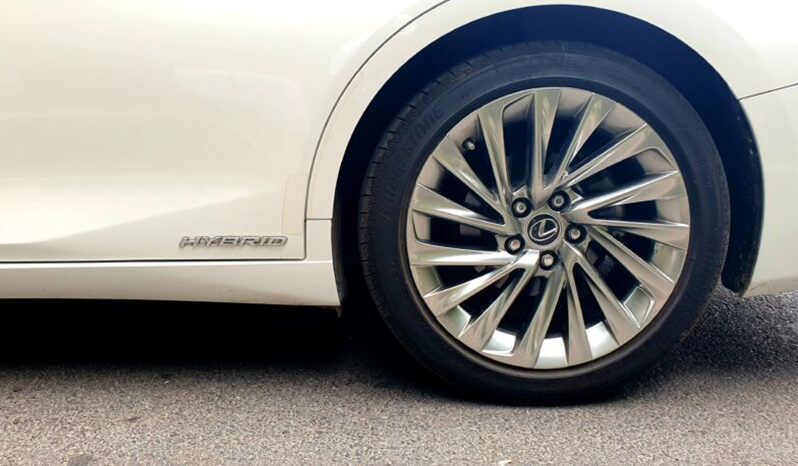 Lexus Es300h Luxury full