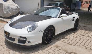 Porsche 911 Turbo Cabriolet full