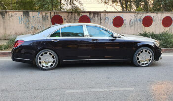 MERCEDES S350 CDI MAYBACH EDITION full