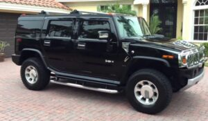 Hummer H2 Black - PCH Auto World - buy used luxury car