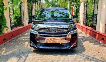 Toyota Vellfire Hybrid full