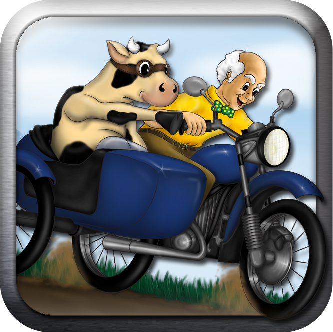 Harold and Cow iPhone Game