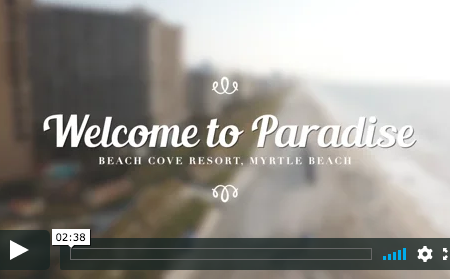 Beach Cove Resort Promo Video
