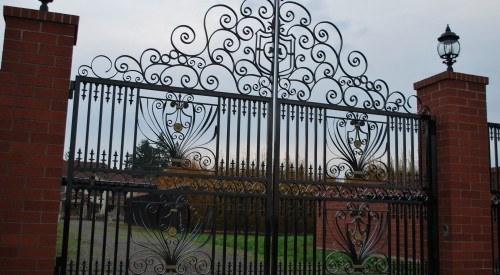 Custom Residential Gate