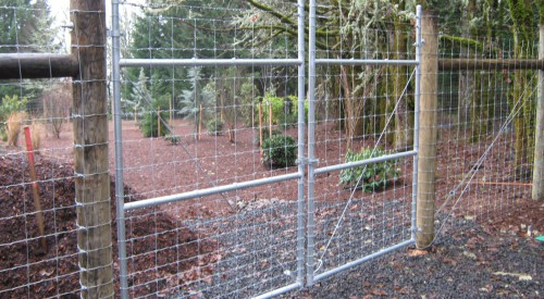 Wildlife Fence