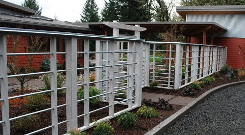 Custom Residential Gate & Rail