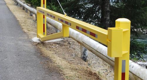 Commercial Barrier Gate