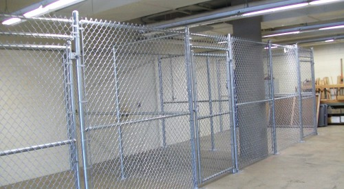 Custom Security Enclosure