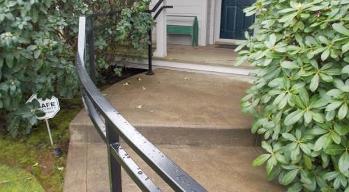 Residential Steel Handrail