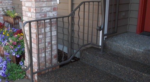 Ornamental Handrail