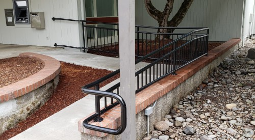 Commercial ADA Handrail