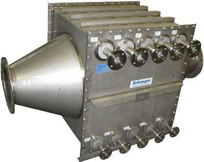 Five Stage Steam Heater