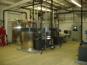 Xchanger heat exchangers are used in air separation plants