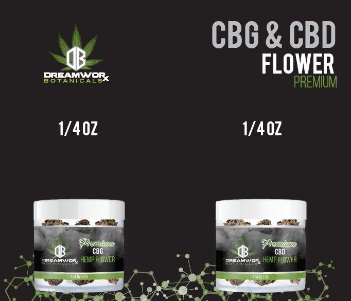 CBG Hemp Tulsa - Some Basic Products like CBG Isolate & CBG Distillate