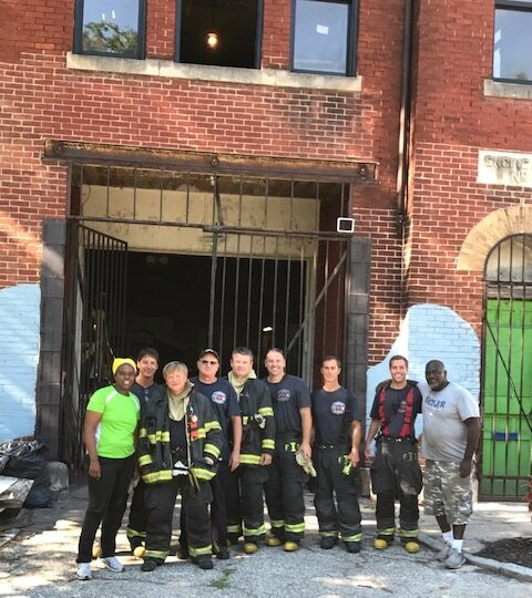 2h.Firefighters Station #16
