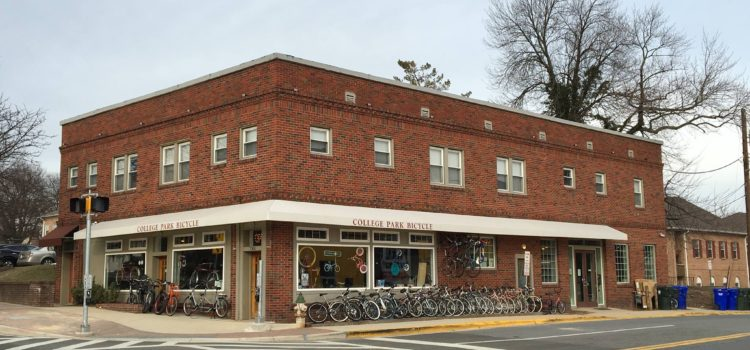 College Park Bicycles is Here to Help You Keep Up the Riding!