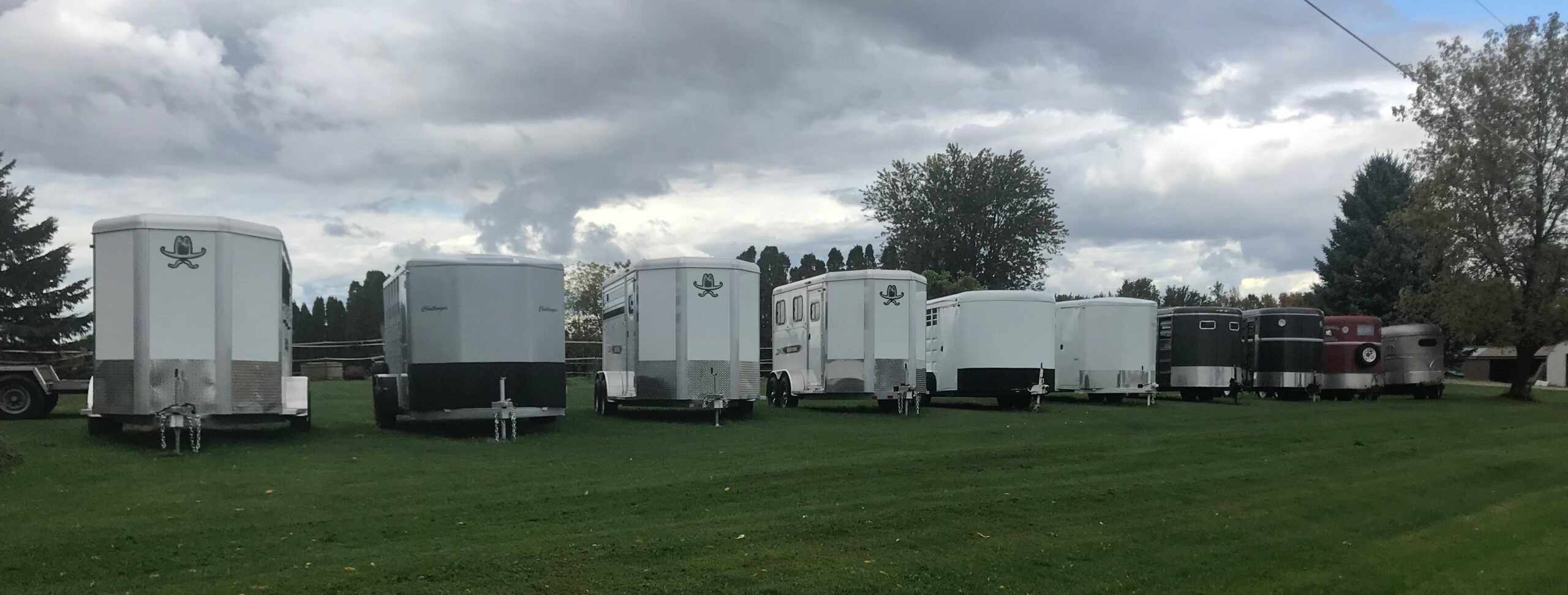 Quality horse trailers for sale at affordable prices
