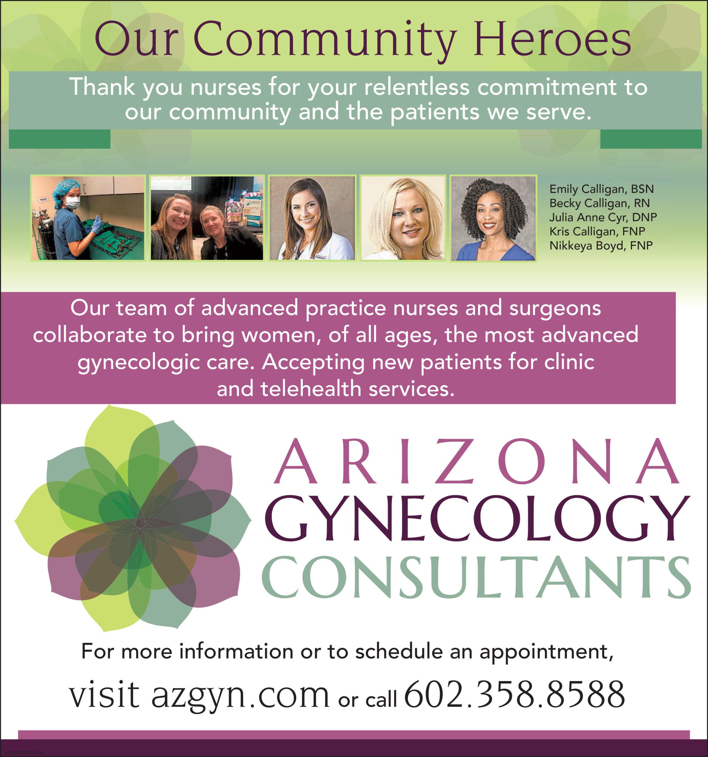 AZ Rep Nurses Ad