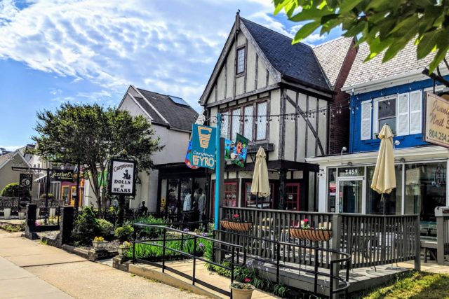 A Visit to Carytown in Richmond, Virginia