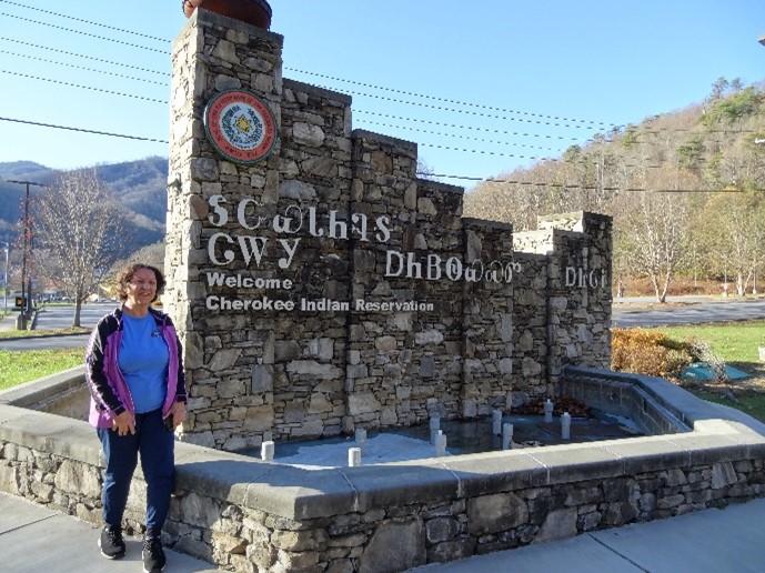 This Camper's Life: Visiting Cherokee, NC