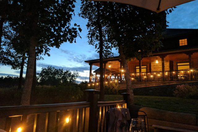 Virginia Wine Trail Adventures: Saude Creek Vineyards