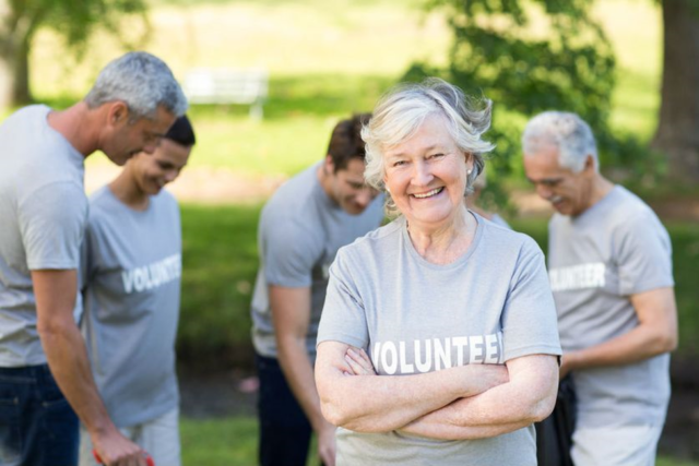 Volunteer…..You Have Something To Give!!!