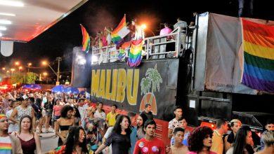 8ª edição da Parada LGBT de Sobradinho (Foto: Ernane Queiroz/Gay1)