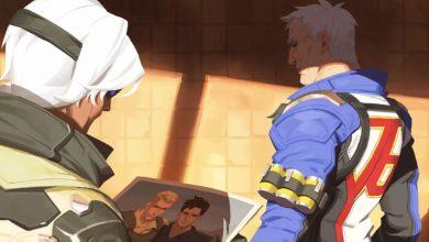 Soldado 76 revela namorado do passado em 'Overwatch'. (Foto: Divulgação/Blizzard Entertainment)