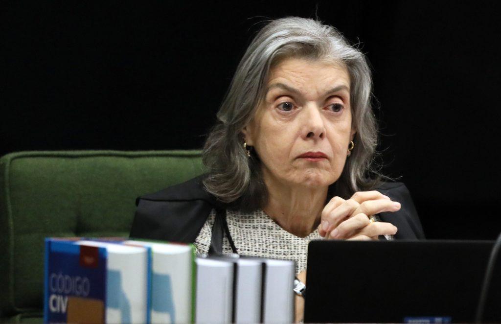 A ministra Cármen Lúcia, do Supremo Tribunal Federal. (Foto: Nelson Jr./SCO/STF)