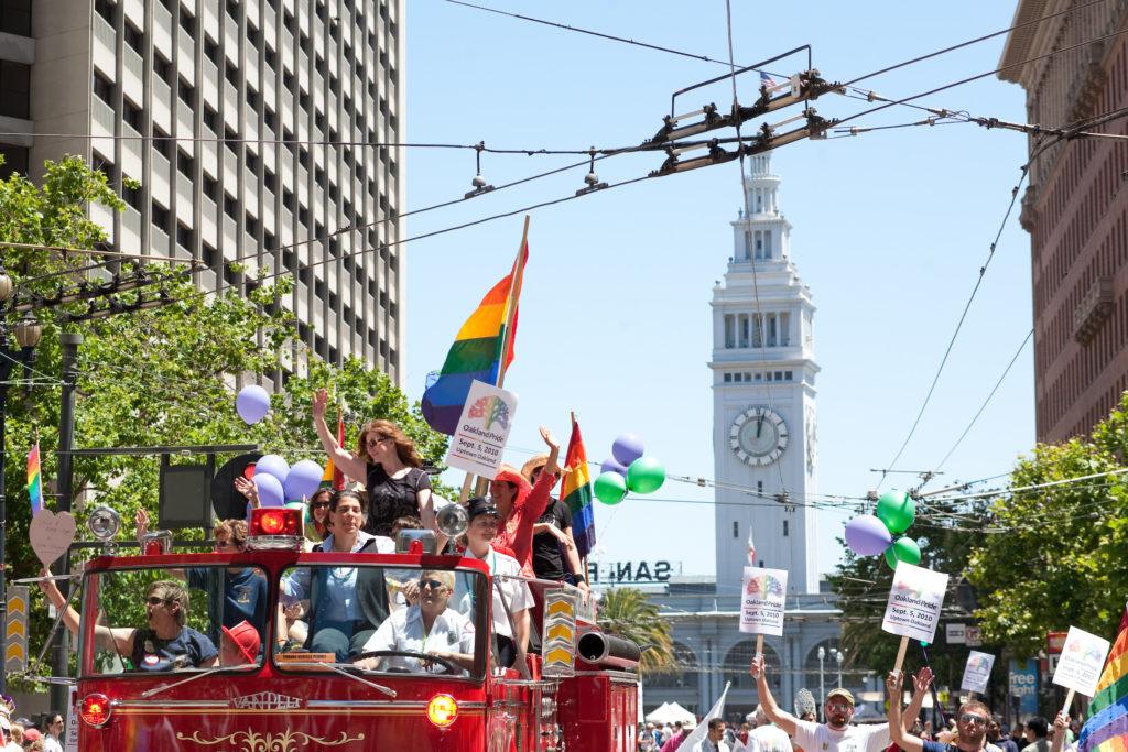 Parada estava originalmente programado para os dias 27 a 28 de junho.  (Foto: Nader Khouri/San Francisco Travel)