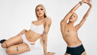 Pabllo Vittar participa de campanha LGBTQI+ da Calvin Klein. (Foto: Reprodução/Twitter)