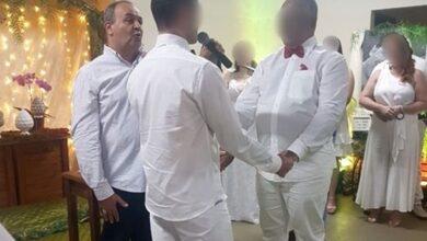 Padre é afastado depois de abençoar união homoafetiva em Assis. (Foto: Assiscity/Divulgação)